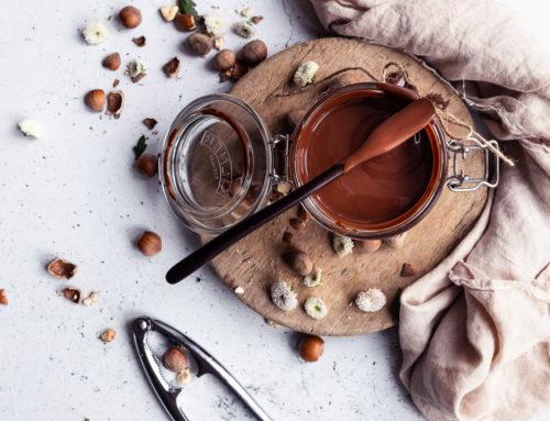 Crema nocciola e cioccolato