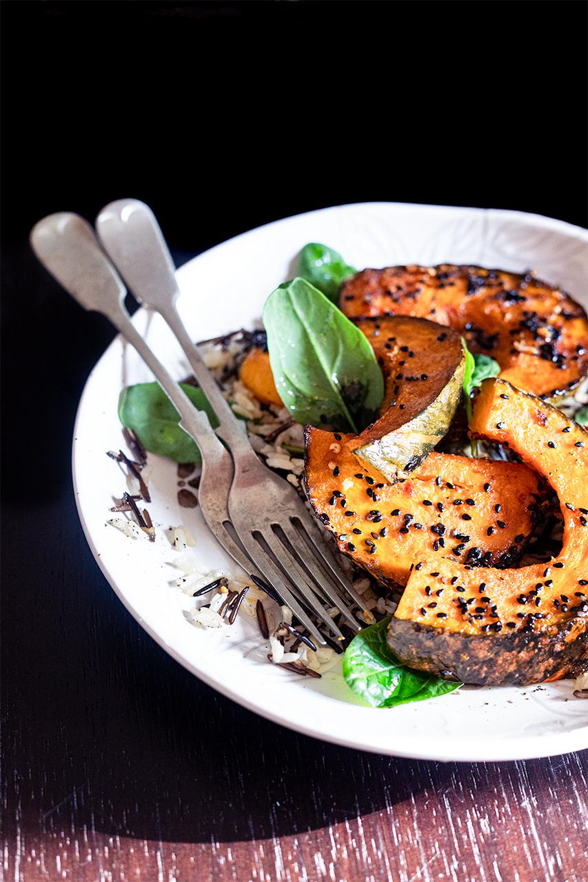 zucca al forno ricetta alternativa