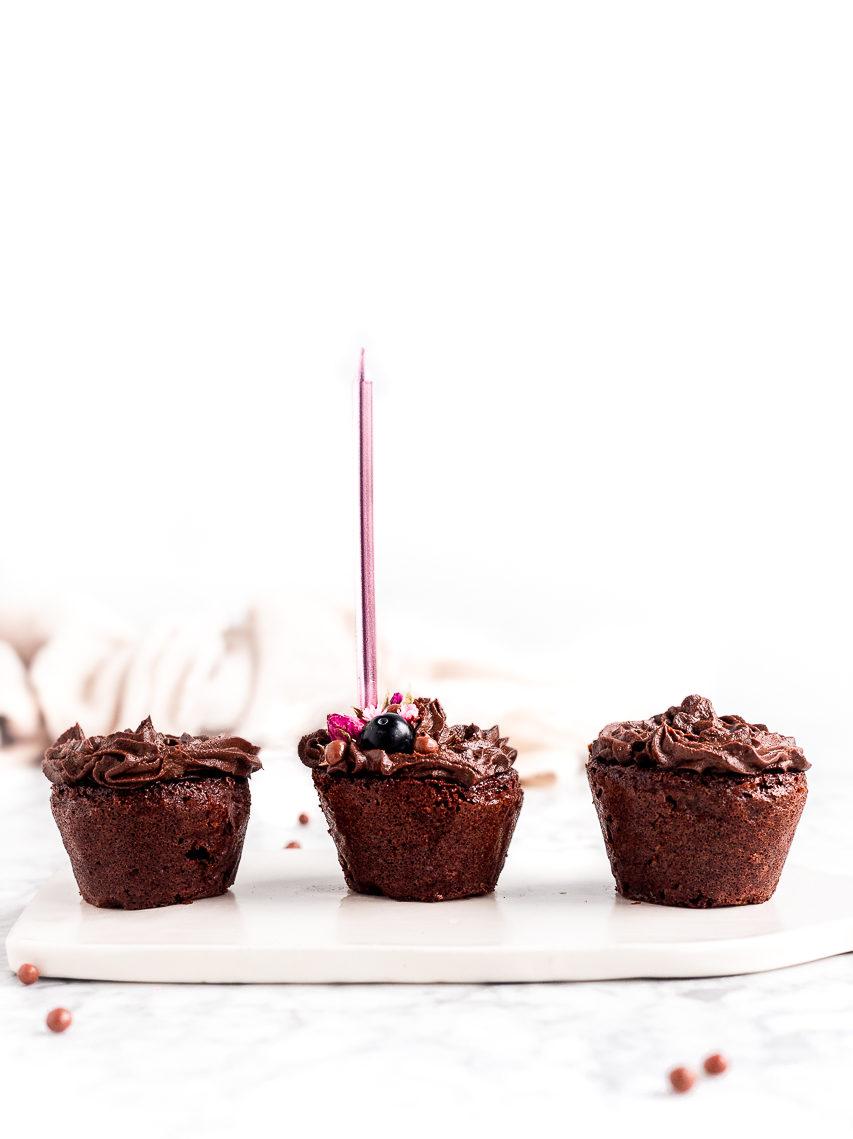 muffin al cioccolato sofficissimi