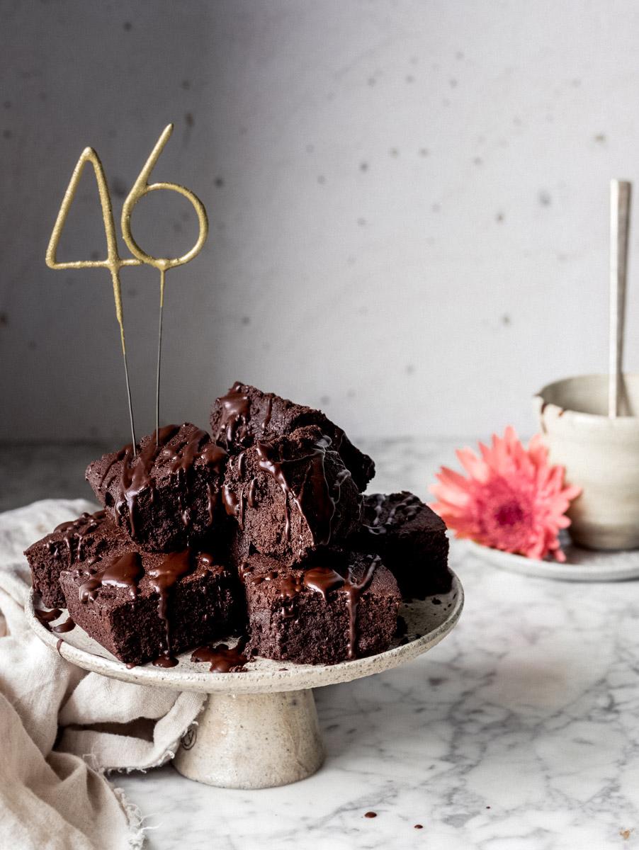 ricetta brownie cioccolato